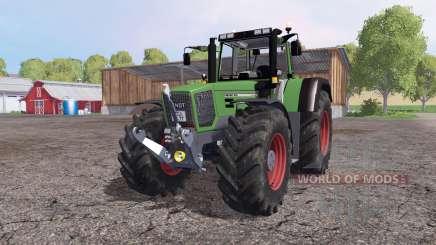 Fendt Favorit 824 Turboshift für Farming Simulator 2015