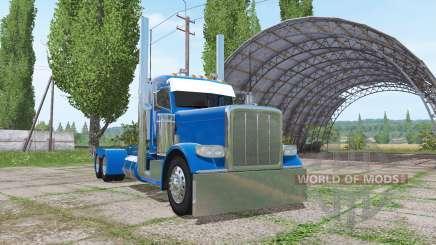 Peterbilt 388 Day Cab v2.0 für Farming Simulator 2017