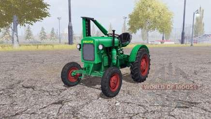 Deutz F1 M414 v3.0 für Farming Simulator 2013