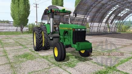 John Deere 8200 pour Farming Simulator 2017