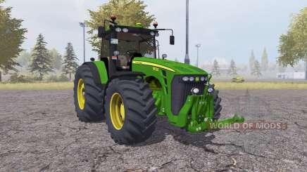 John Deere 8530 v3.0 pour Farming Simulator 2013