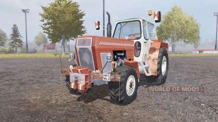 Fortschritt Zt 303-D v2.0 für Farming Simulator 2013