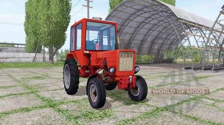 T 25A pour Farming Simulator 2017