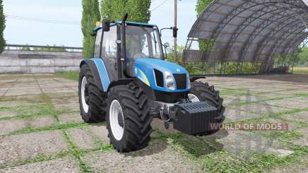 New Holland T5030 pour Farming Simulator 2017