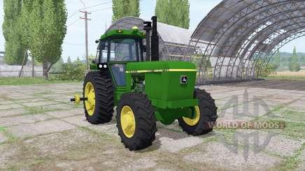 John Deere 4840 v1.2 pour Farming Simulator 2017