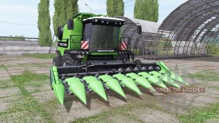 Deutz-Fahr 7545 RTS für Farming Simulator 2017