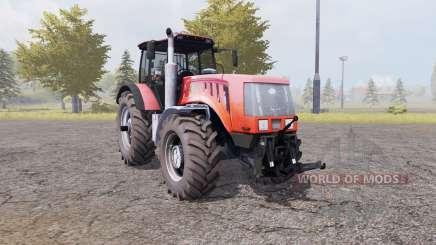 La biélorussie 3022ДЦ.1 pour Farming Simulator 2013