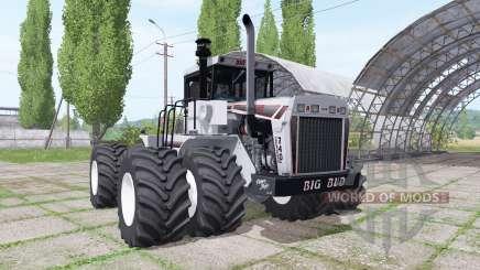 Big Bud 740 pour Farming Simulator 2017