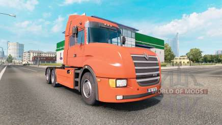 Oural 6464 v2.4 pour Euro Truck Simulator 2