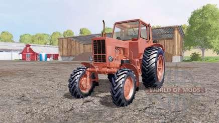MTZ 80 Biélorussie pour Farming Simulator 2015