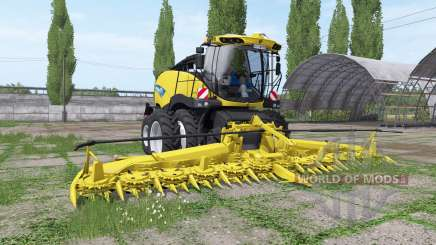 New Holland FR850 lite für Farming Simulator 2017