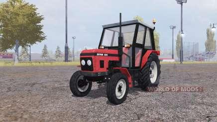 Zetor 6211 pour Farming Simulator 2013