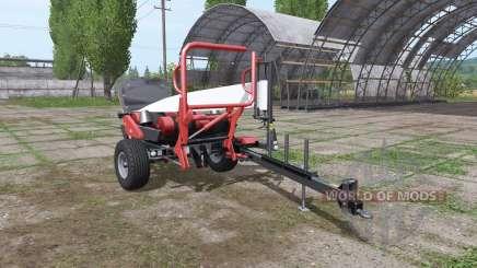 URSUS Z-586 fast wrap pour Farming Simulator 2017