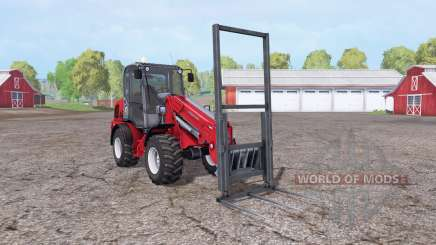 Weidemann 4270 CX 100T v2.0 für Farming Simulator 2015