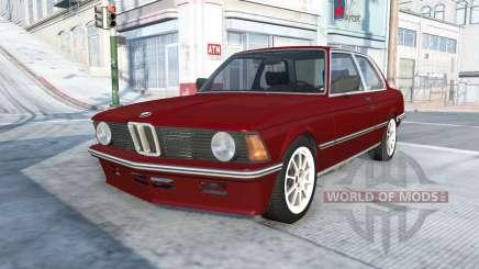 BMW 316 coupe (E21) 1979 pour BeamNG Drive