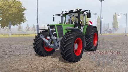 Fendt Favorit 926 v3.0.1 für Farming Simulator 2013