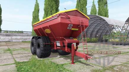 BREDAL K165 pour Farming Simulator 2017
