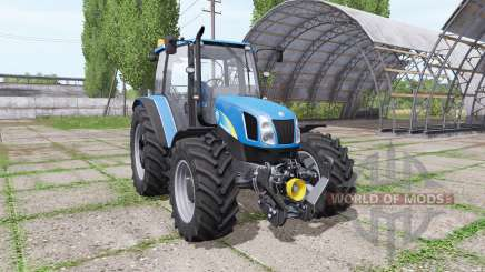 New Holland T5040 pour Farming Simulator 2017