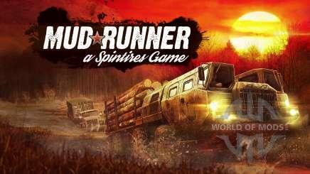 SpinTiresMod v1.6.12 für MudRunner