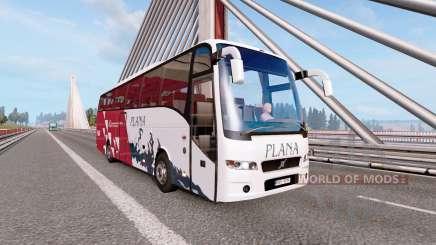 Bus traffic v2.3 pour Euro Truck Simulator 2