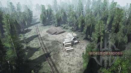 Le Kamchatka Est Le Village De Ozernovskiy pour MudRunner