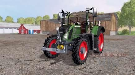 Fendt 512 Vario SCR für Farming Simulator 2015