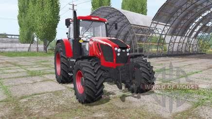 Zetor Crystal 160 v1.1 für Farming Simulator 2017