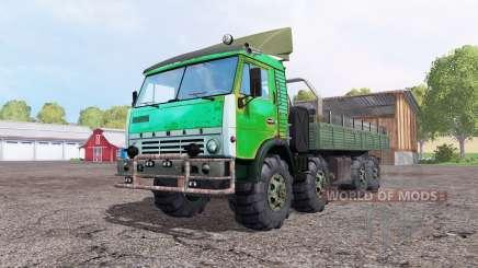 KamAZ 6350 pour Farming Simulator 2015