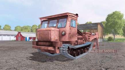 TT 4 für Farming Simulator 2015