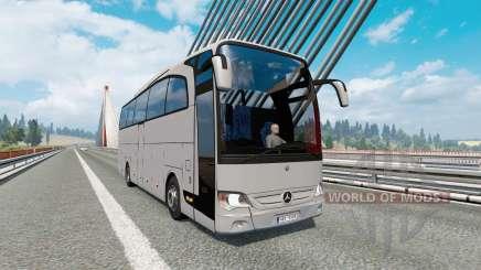 Bus traffic v2.0 pour Euro Truck Simulator 2