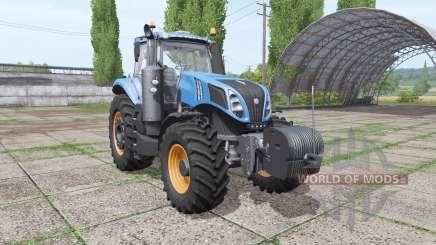 New Holland T8.535 pour Farming Simulator 2017
