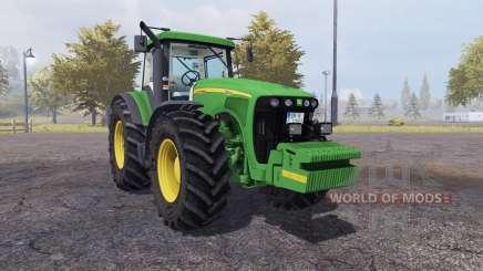 John Deere 8520 v1.1 pour Farming Simulator 2013