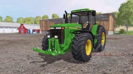 John Deere 8110 pour Farming Simulator 2015