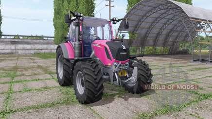 Fendt 310 Vario pink pour Farming Simulator 2017