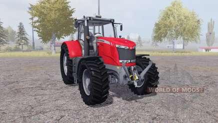Massey Ferguson 7626 pour Farming Simulator 2013