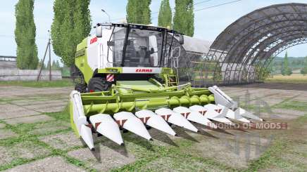 CLAAS Lexion 760 stage iv für Farming Simulator 2017