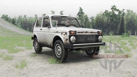 VAZ Niva 2121 pour Spin Tires