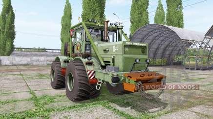 Kirovets K 701 v1.0.2 für Farming Simulator 2017