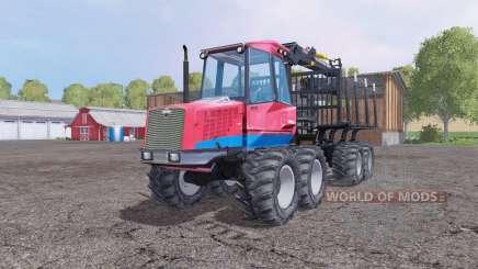 Valmet 840.3 für Farming Simulator 2015