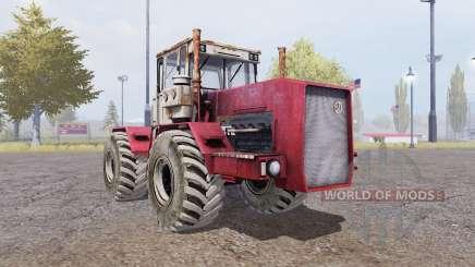 Kirovec K 710 v1.1 pour Farming Simulator 2013