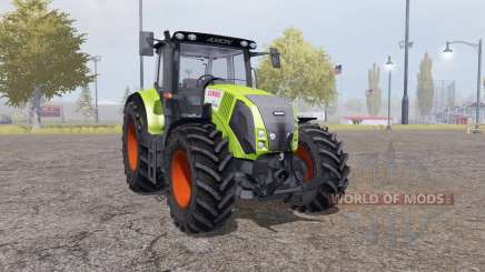 CLAAS Axion 820 v2.2 pour Farming Simulator 2013