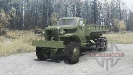 Chevrolet G7107 (G-506) 1942 für MudRunner