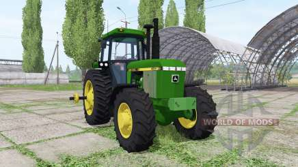 John Deere 4055 pour Farming Simulator 2017