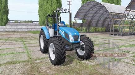 New Holland T4.75 v1.1 für Farming Simulator 2017