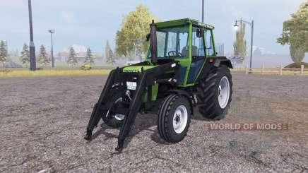 Deutz D 62 07 C front loader für Farming Simulator 2013