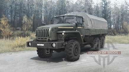 Ural 4320-1110-41 für MudRunner