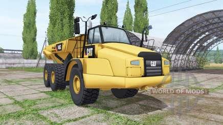 Caterpillar 745C pour Farming Simulator 2017