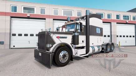 Début de Xmass de la peau pour le camion Peterbilt 389 pour American Truck Simulator