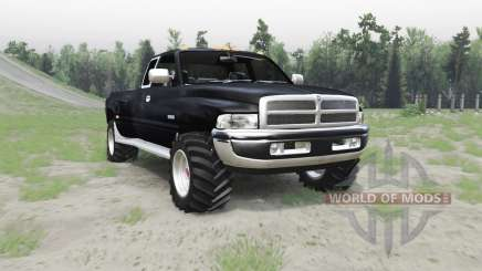Dodge Ram 3500 Club Cab 1994 für Spin Tires