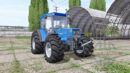Hurlimann H-488 big wheels v1.17 für Farming Simulator 2017